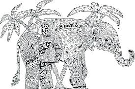 Easy Animal Mandala Coloring Pages Animal Mandala Coloring Pages