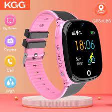 HW11 Đồng Hồ Thông Minh Smartwatch Trẻ Em Họ Bluetooth Đo Sức Đi Bộ Đồng Hồ