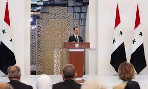الأسد في خطاب لا يستطيع سوريون مشاهدته: الكهرباء ضرورية