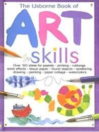 the usborne book of art projects usborne art ideas fiona watt