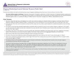 Ncrti Progress Monitoring Tools Chart