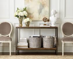 how to decorate a console table. Round Foyer Table Decorating Ideas Furniture To Put Under A Window Entry Decor Images Of Decorated Console Tables How Decorate T