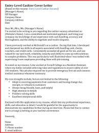 Inspirational Application Letter For Cashier Position Robinson