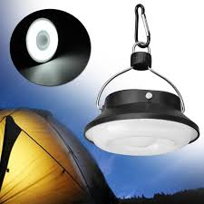 Portable 5w 300lm 28 Led Solar Usb Rechargeable Camping Light