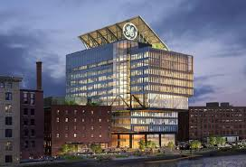 Ge Corporate Headquarters Phone Number Ge Unveils Striking New Headquarters For Fort Point The Boston Globe