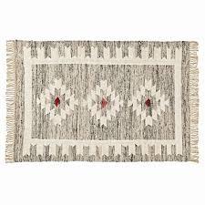 jute rug with fringe lovely fringe 4 x 6 rug