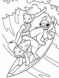 Lilo And Stitch Coloring Pages Beautiful Lilo Stitch Coloring Pages