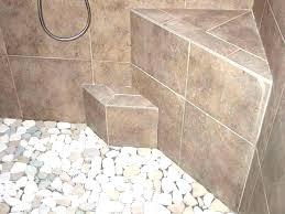 tiled shower pan installation replacing shower floor tile shower pan tiles tiles glamorous mosaic tile for tiled shower pan installation