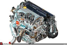 looking for a detailed engine bay layout picture saabcentral click image for larger version saab 93 9 3 turbonines