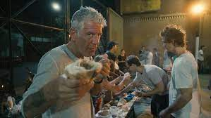 A.I. voice of Anthony Bourdain in new ...