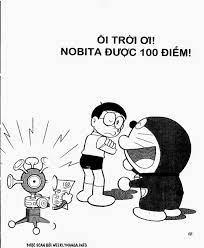 Ôi trời ơi! Nobita được 100 điểm!   Wikia Doraemon tiếng Việt