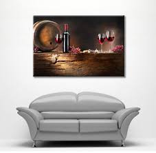 image is loading large framed canvas wall art picture wine glass  on large framed canvas wall art with large framed canvas wall art picture wine glass wood barrel red