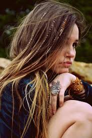 adorable hippie hairstyles 12