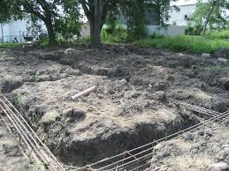 Types Of House Foundations Crawl Foundation How To Build Footings ...