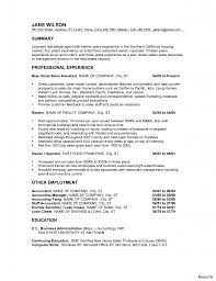 Restaurant Waitress Resume A Good For Picture Examples