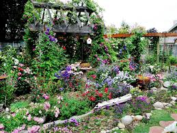 Small Picture Important Elements when Creating a Cottage Garden VizDecor