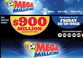 Mega Millions Lottery Tops 900m What Are The Most Common