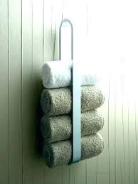 wall mounted towel storage shelf bath shelves medium bathroom racks