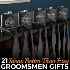 21 ideas better than etsy groomsmen gift