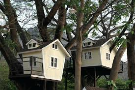 Small tree house blueprints Slide Small Tree House Beautiful Soft Yellow With Small Deck And Windows Small Tree House Build Cost Homedit Small Tree House Beautiful Soft Yellow With Small Deck And Windows