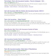 Instant Term Life Insurance Quotes