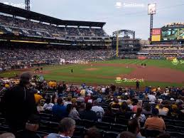 Pnc Park Interactive Seating Chart