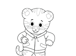 Tigers Coloring Pages Free Tiger Coloring Pages Free Tiger Colouring