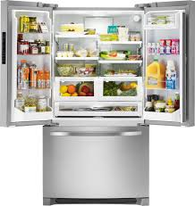 kenmore 70413. kenmore - 70413 27.6 cu. ft. french door refrigerator stainless steel | sears outlet e
