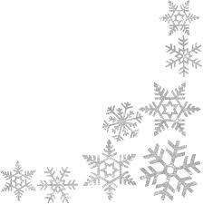 christmas snowflake border. Simple Snowflake 28 Collection Of Snowflake Clipart Border  High Quality Free  Vector On Christmas