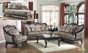 traditional modern living room furniture. Traditional Formal Living Room Furniture Sofa Dark Wood Modern