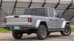 2020 Jeep Gladiator Tows Trailer In Fuel Efficiency Test