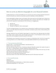 Biography Format Template Examples Autobiography Timeline Writing ...