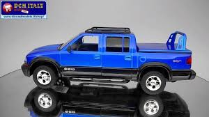 Jada Toys Chevrolet S10 Baja Pickup 2000 Blue HD - YouTube