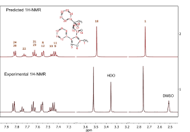 Nmr Reading Chart How To Read A Nmr Chart