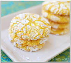 Gingersnap cookie sandwiches with a lemon cream filling. 12 Gifts Of Christmas Cookies A Project At A Time