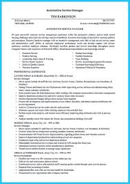 Mechanic Resume Nice Delivering Your Credentials Effectively On Auto Mechanic 15