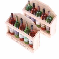 1/2/3/6/15Pcs/set 1/12 Dollhouse <b>Miniature</b> Accessories <b>Mini</b> Wine ...