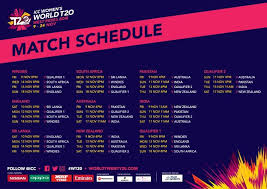 Icc Womens World T20 2018 Schedule Announced
