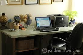 office desk diy. DIY Desk Cabinets ~DIY Office ~ Gardenmatter.com Diy