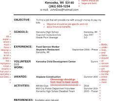 High School Student Resume Examples First Job Summer Samples Sample ...