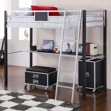 espresso um size of desks target bunk beds savannah storage loft bed with desk espresso