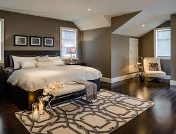 bedroom ideas with black furniture. Contemporary Bedroom Bedroom Ideas  Wall Colour BM Rockport Gray With Dark Furniture And  White Accents Love The Rug In With Black Furniture D