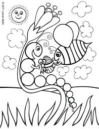 Preschool Printable Coloring Pages Winter Coloring Pages For Kids