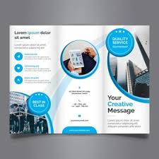 Fold Flyer Fold Brochure Vectors Photos And Psd Files Free Download