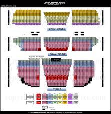 Resorts Superstar Theater Seating Chart London Palladium Seat Map And Prices For Goldilocks And The
