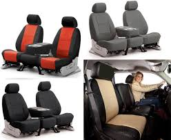 synthetic leather coverking custom seat covers for toyota camry