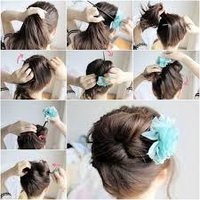 Chopstick Hairstyle diy updo hairstyles diy easy updo hairstyle with a chopstick 2935 by wearticles.com