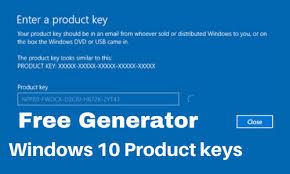 Windows 10 Product Keys 2019 Free Working 32 64bit Home Pro Keys