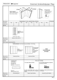 Type List V Vaganto Catalogue Furniture Voglauer