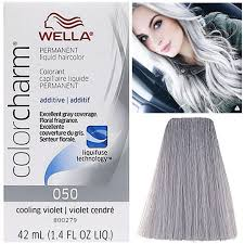 Color Charm Hair Color Chart Wella Color Charm Toner T14 Or T18 Silver Hair Toner Hair